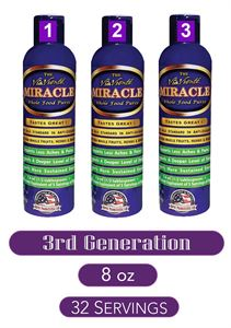 Picture of ViaViente Miracle   8oz   Bottle 3 pack